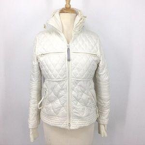 Adidas Stella McCartney RARE Sample White Puffer